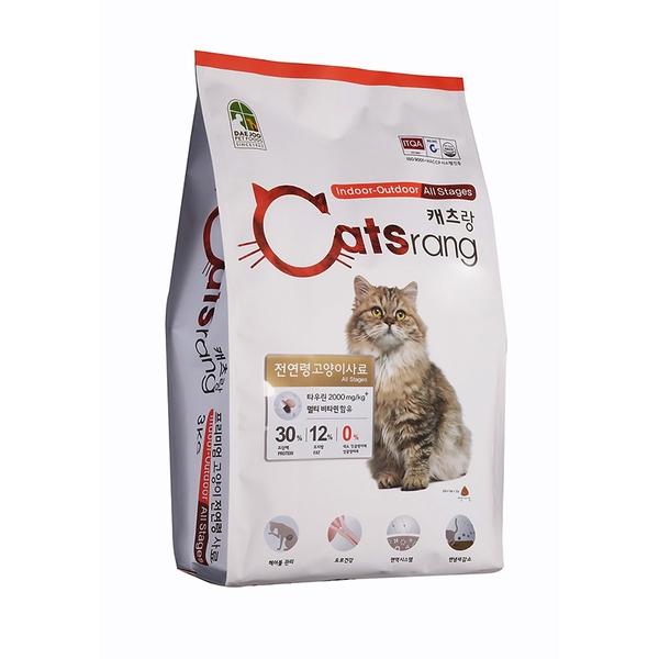 Thức Ăn Hạt Cho Mèo Hàn Quốc Catsrang