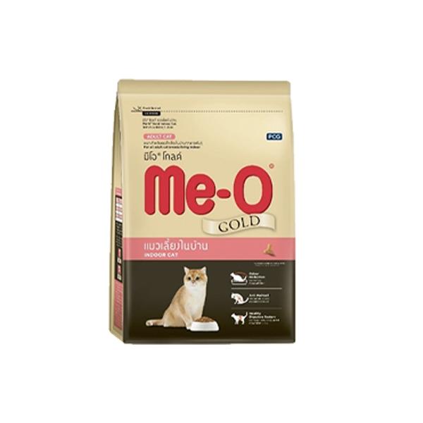 Thức ăn cho mèo nuôi trongnhà Me-o Gold Indoor Cat 400g