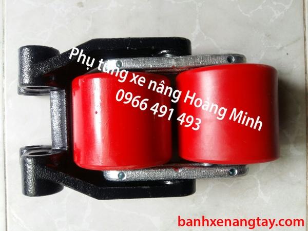 Bánh xe nang tay Mítubishi