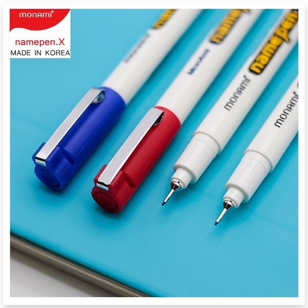 Bút monami name pen X 19.000 * 12 pcs