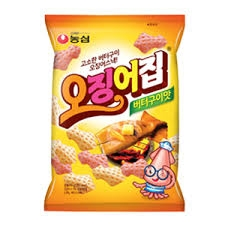Snack mực Cuttle fish 83g