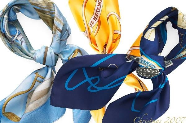 Hermès' silk scarf: how the timeless beauty is made