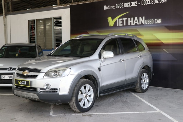 Chevrolet Captiva LTZ 2.4AT 2011