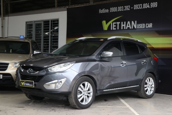 Hyundai Tucson 2.0AT 4WD 2010