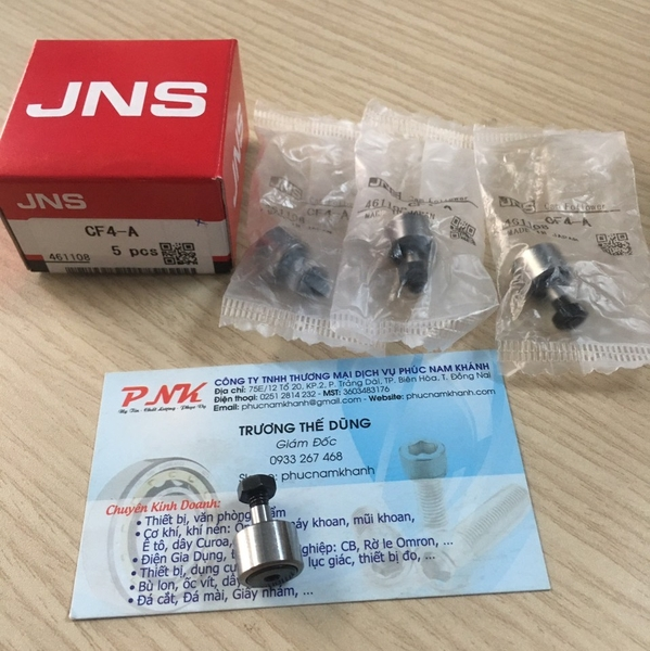 CAM FOLLOWER CF4-A JNS JAPAN