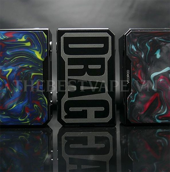 Than may vape DRAG 157W by VooPoo 2