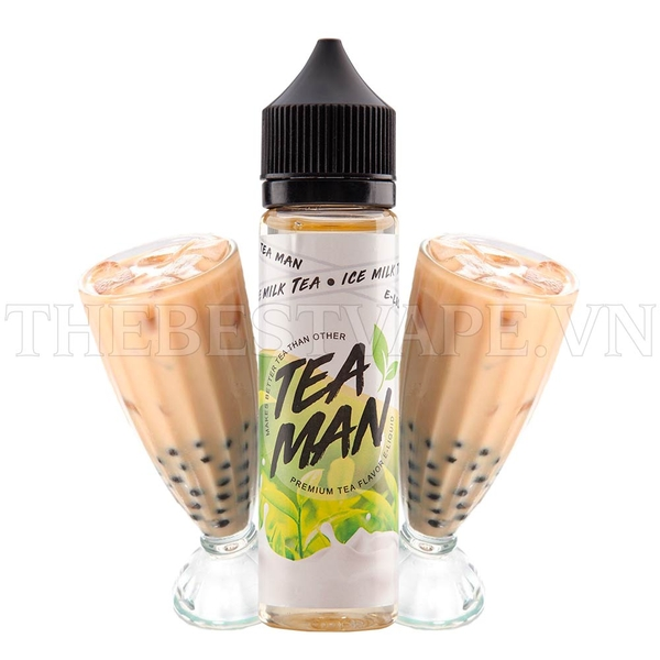 Ice Milk Tea by TeaMan