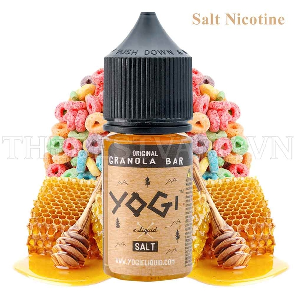 Salt Nicotine Yogi 35mg