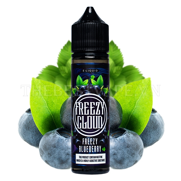 Freezy Cloud - FB Blueberry 60ml