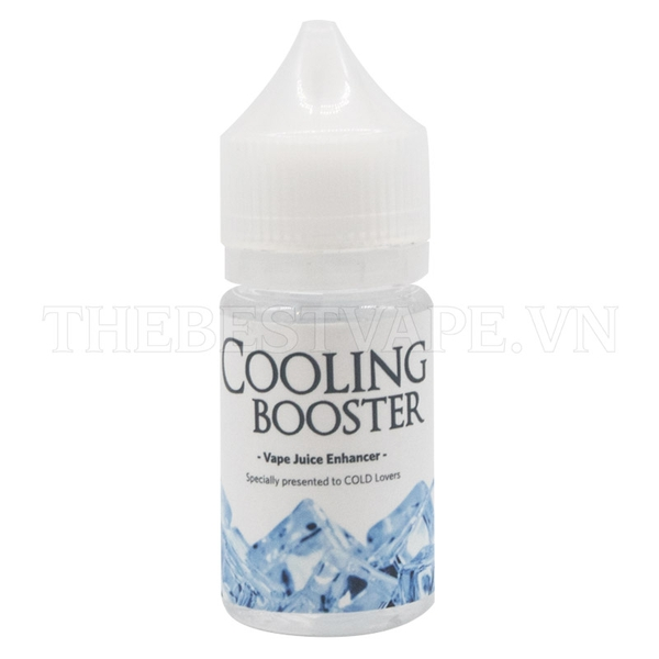 Cooling booster- chất tạo the