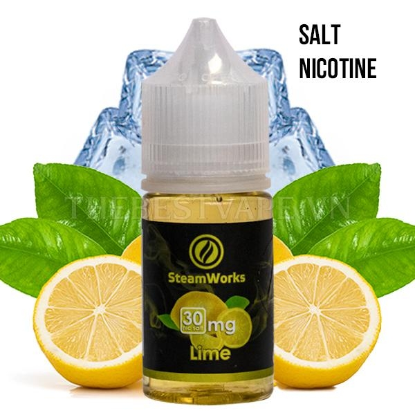 SteamWorks -SN Lime 30ml ( Chanh  )