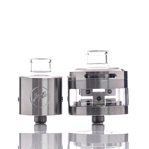 DUO ATOMIZER by Wismec