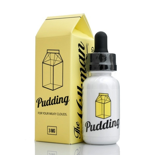 PUDDING 30ml by MilkMan