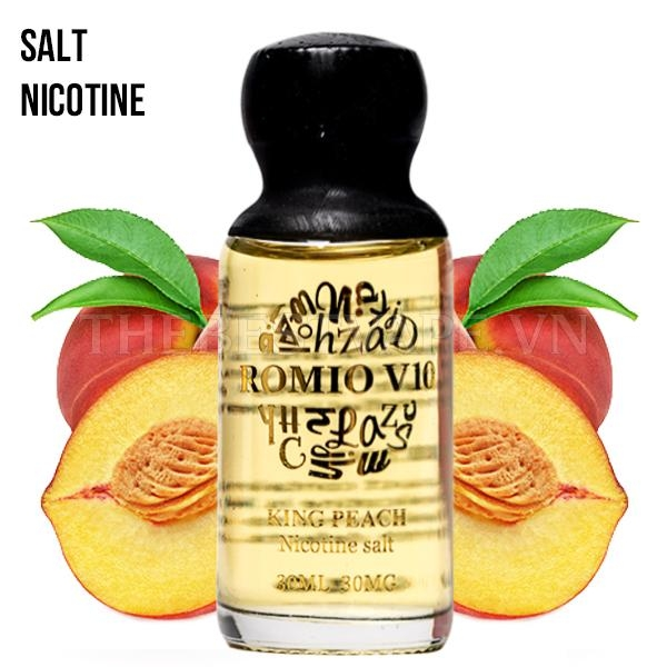 Romio - SN Peach 30ml ( Đào )