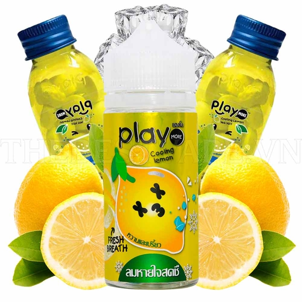 Play - FB Lemon 100ml