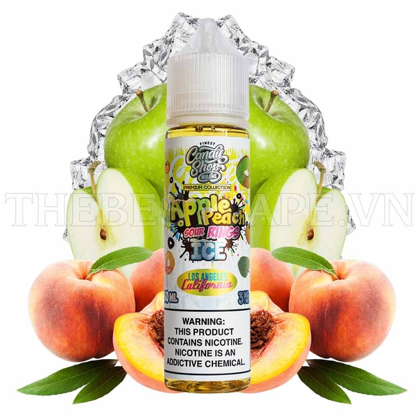 Finest - FB Apple Peach 60ml ( Táo Đào )