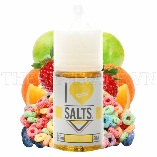 Fruit Cereal Salts 30ml