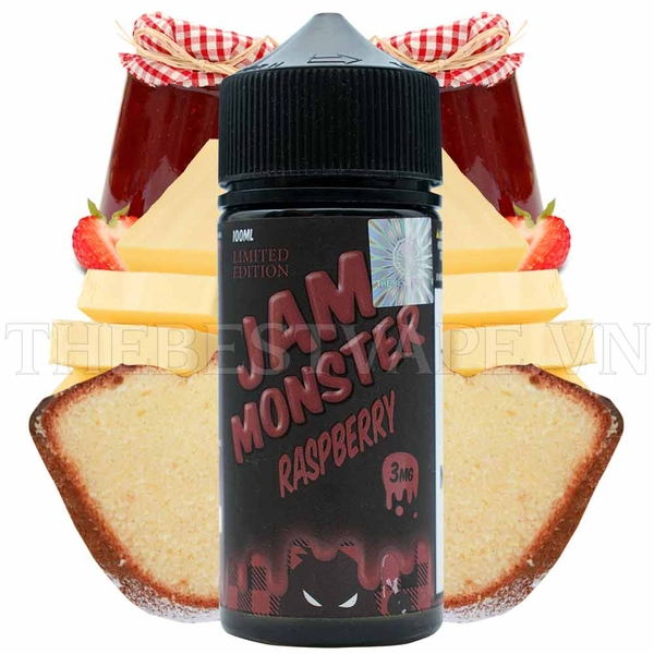 JamMonster - FB Raspberry 100ml