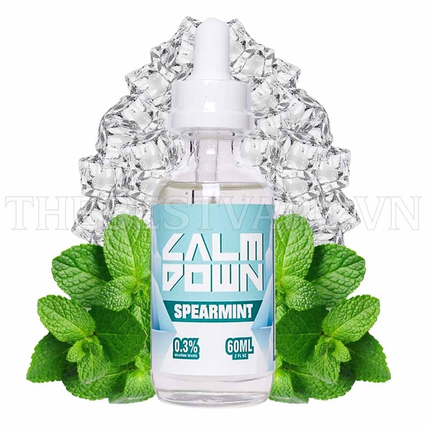 Calm Down - FB Spearmint 60ml