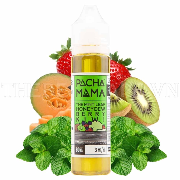 PACHAMAMA THE MINT LEAF by CHARLIE'S 60ml