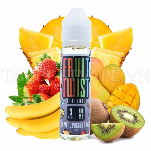 Tropical Pucker Punch 60ml