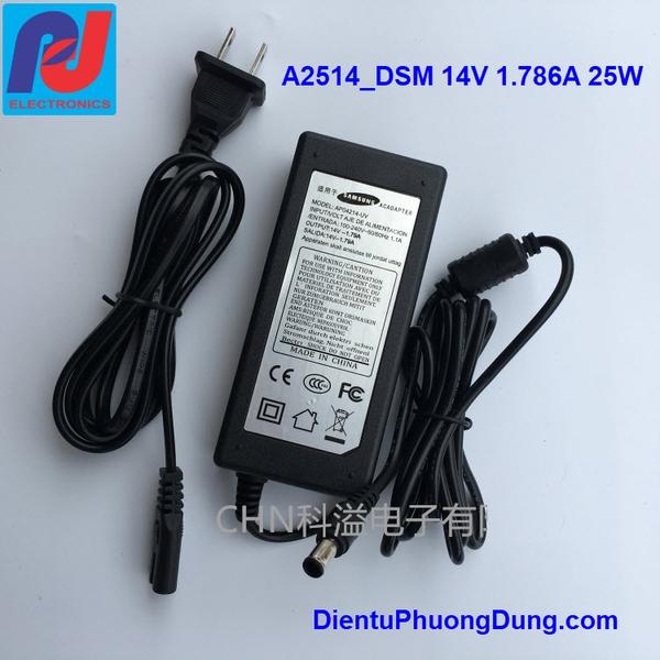 Nguồn A2514_DSM 14V 1.786A 25W