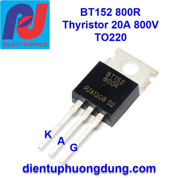 BT152-800 TO220 Thyristor 20A 800V