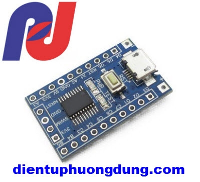 Kit STM8S mini - STM8S103F3P6