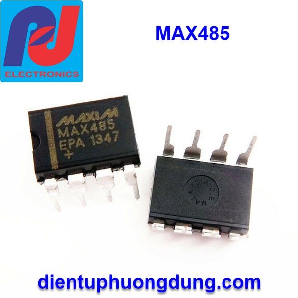 Max485 - dip8