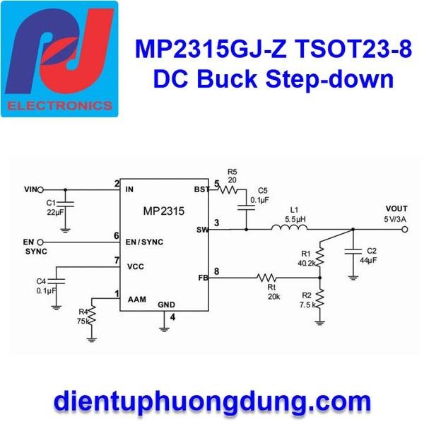 MP2315