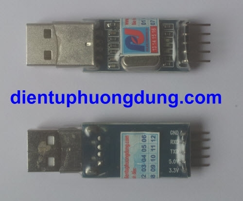 USB to UART TTL 5V pl2303
