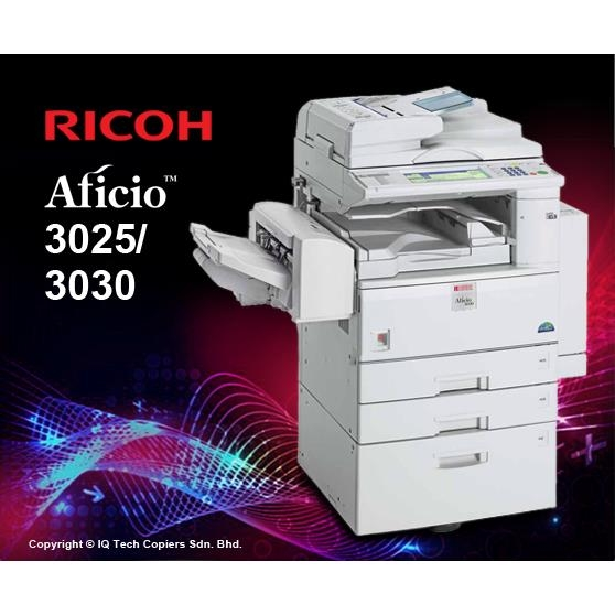 may-photocopy-ricoh-aficio-3025