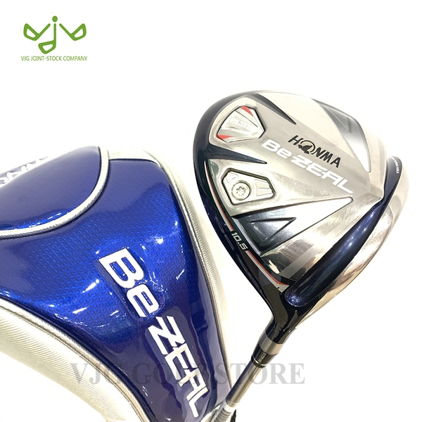 Driver  HONMA ,Be ZEAL 535 10.5°R VIZARD for Be ZEAL(535 Driver) Yes