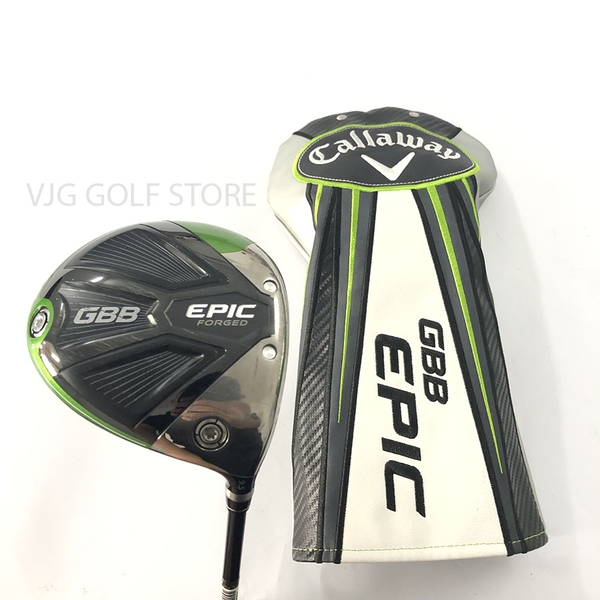 Driver  Callaway  ,GBB EPIC FORGED  9.5°S