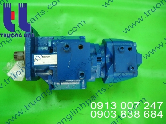 Hydraulic gear pump of Rexroth for Hitachi KH300-3