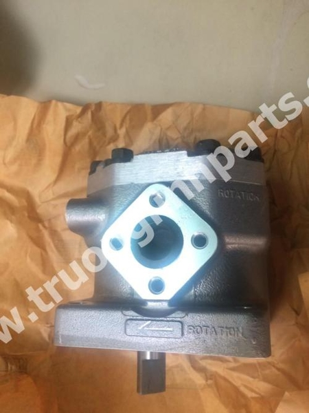 Hydraulic pump 63626-07500 for MITSUBISHI MG150