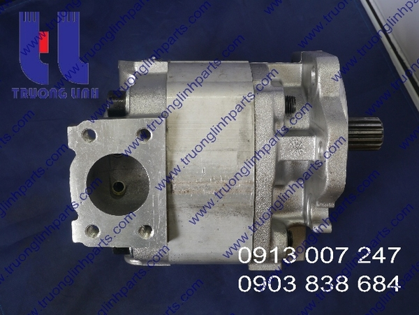 Steering pump 705-22-40110 for Komatsu WA500-1 Wheel Loader