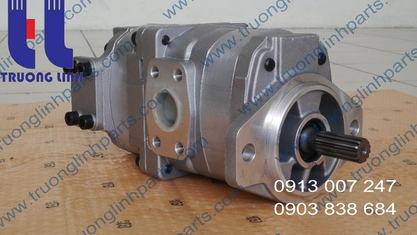 Hydraulic gear pump 705-51-20170 for Komatsu WA150-1, WA200-1 Wheel Loader