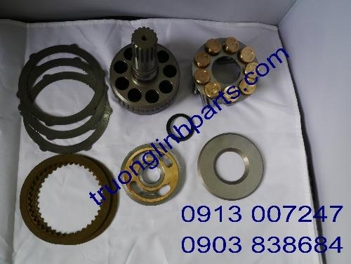 Hydraulic Piston Pump Parts for Excavator Kobelco SK100-3