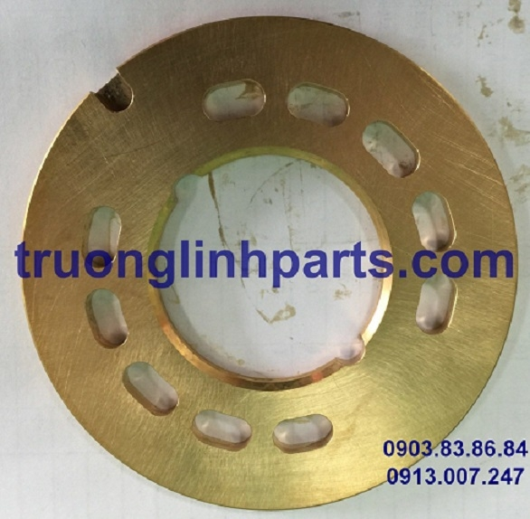 VALVE PLATE A10FD45 of hydraulic pump