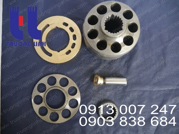 Hydraulic Piston Pump Parts A10VSO71, A10VO71