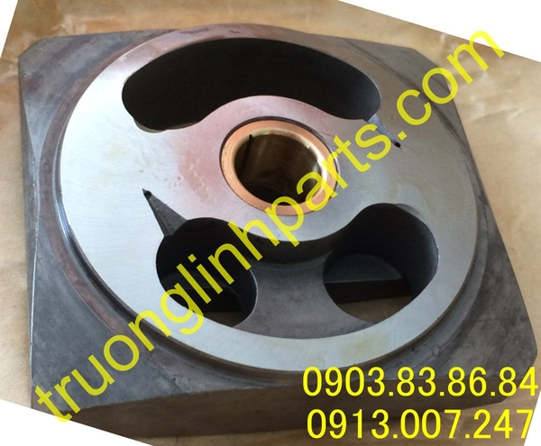 VALVE PLATE A7V80 of Hydraulic pump, Rexroth