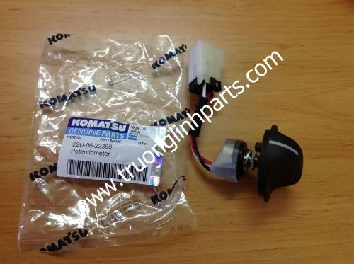Potentiometer 22U-06-22380 FOR KOMATSU PC300-8