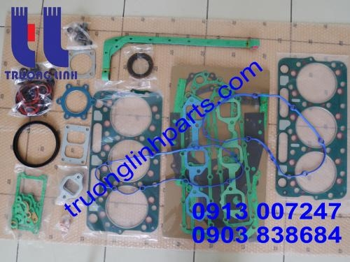 Kits of Nissan PF6T for Wheel Loader Kawasaki