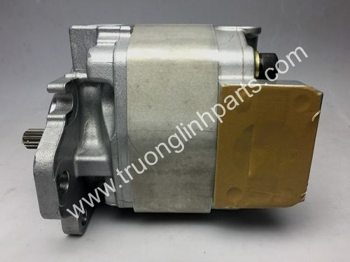 hydraulic gear pump – TRANMISSION PUMP 705-22-40070 for Komatsu WA400-3 WA420-3 WA450-3 WA470-3 Wheel Loader