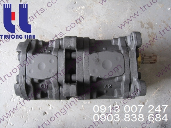 Hydraulic gear pump for Crane Tadano TR250M-6