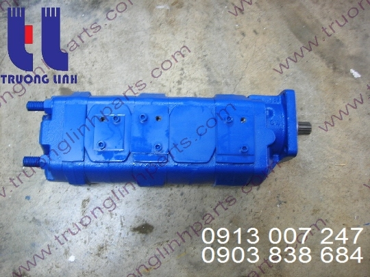 Hydraulic gear pump for Crane Tadano TG500E-1