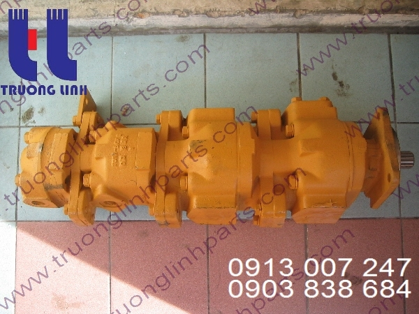 Hydraulic gear pump for Crane Tadano TG500E-2