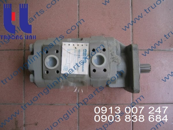 Hydraulic pump for KATO KR25H-2