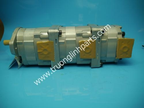 Main pump 705-56-24080 - Hydraulic gear pump for Komatsu PC60-3 PC60U-3 Excavator